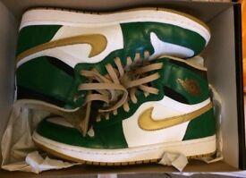 Nike air Jordan 1 size 9UK
