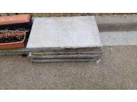 3 x 2 concrete slabs