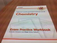 Chemistry GCSE exam practice workbook