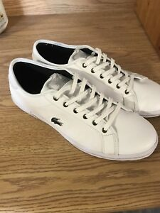 Size 12 Lacoste Platinum Shoes