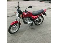 Lifan Mirage 125cc 2015 Learner legal