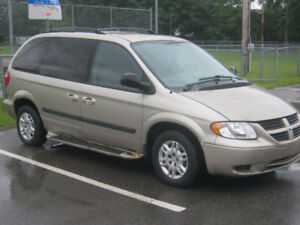 2006 Dodge Caravan, A/C Froid, Dem. a Distance