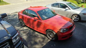2011 BMW 1 Series M 153i Coupe (2 door)