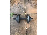 Set of weights hardly used!!!