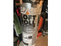 Roll of DIY Loft Insulation - BRAND NEW