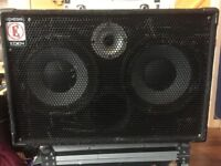 David Eden 2x10 Bass Cab - 300W @4OHMS