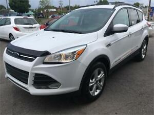 2013 Ford Escape SE AWD NAVIGATION MAGS SEIGES CHAUFF 2.0L TURBO
