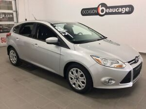 2012 Ford Focus SE / A/C / AUTOMATIQUE / HATCHBACK / TINTED WIND