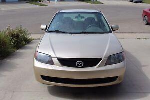 Mazda Protege LX 2003