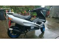 Gilera runner 50 2 owners from new comes with 70 kit