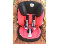 Britax Evolva 1-2-3 Plus Car Seat. 9 Months up to 12 Years.