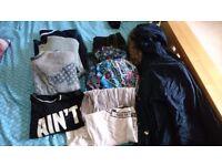 Bundle of clothes size 10/M Women : Primark, New Look etc