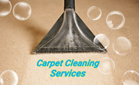 Fantastic Carpet Cleaning Services.  Low Prices