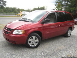 Wanted: 2006 or newer Minivan