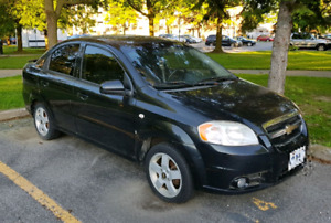 2007 Chevrolet Aveo for sale AS IS