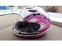 Girls/ Ladies Motorcycle helmet size 50-51cm