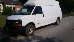2003 Chevy 3500 NEED GONE