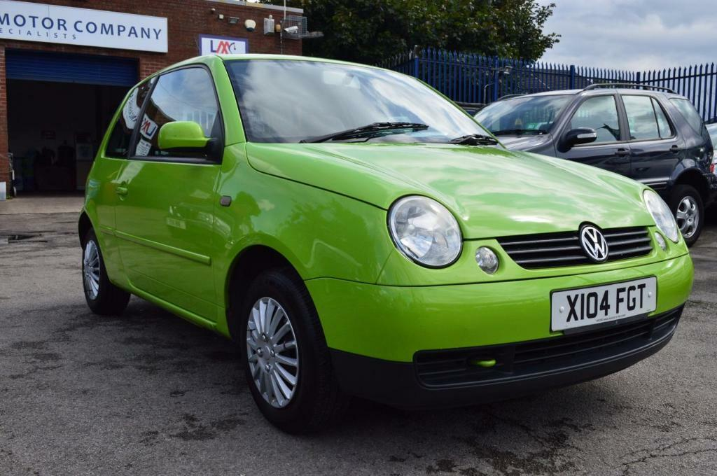 Volkswagen Lupo 1 4 S 3d 74 Bhp Hpi Clear And Vosa Warranted Miles