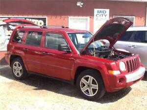 2007 Jeep Patriot Limited $4500 MIDCITY 1831 SASK AVE
