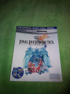 For sale final Fantasy tactics great condition.