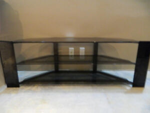 Very wide 3 tier TV stand