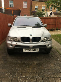 BMW X5 3.0d E53 SPORTS 5DR MOT June 2018, Good condition well looked after.