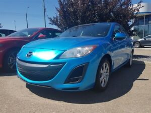 2011 Mazda MAZDA3 GS *Great Fuel Economy* *Bluetooth* *Alloy Rim