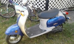 scooter vixa