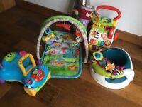 Baby Bundle Mamas & Papas Snug seat, walkers ect...