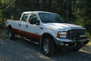 2003 Ford F-350 XLT Super Duty Pickup Truck