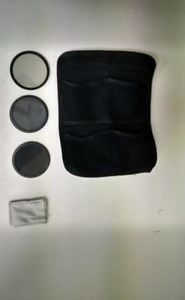 New ND filters 58mm