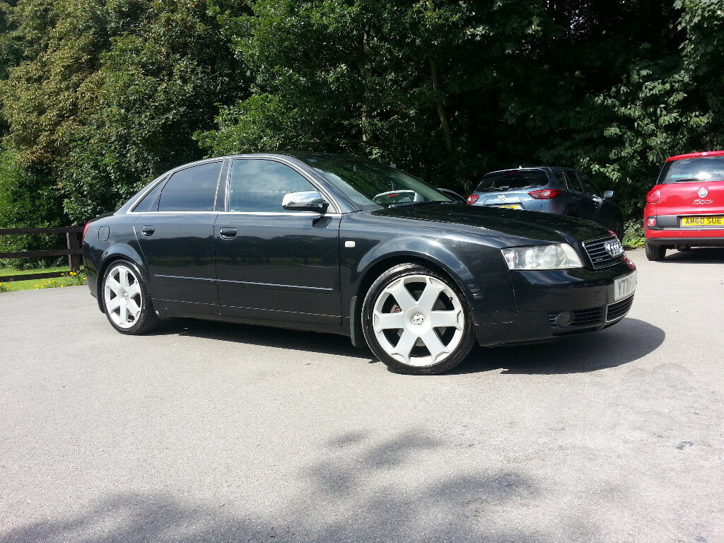 2001 audi a4 sport s4 rep quattro 2 5 v6 tdi manual. Black Bedroom Furniture Sets. Home Design Ideas