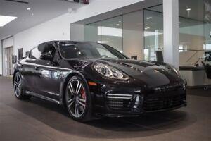 2014 Porsche Panamera Turbo Premium Pack Plus