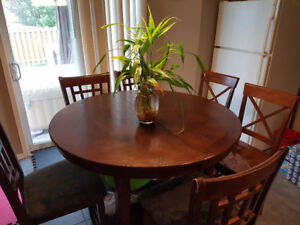 Moving Sale- Pub Dinning Table
