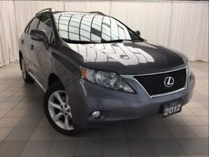2012 Lexus RX 350 Technology Package: Fully Serviced.