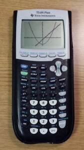 Ti-84 Plus Graphing Calculator - Texas Instruments