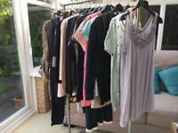 Ladies clothes bundle size 8/10