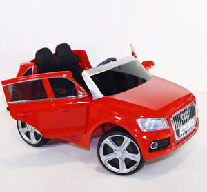 New Exclusive Kids & Toddlers Ride On Cars with RC MP3 & Lights