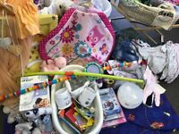 Baby 0 to 1 years old boys and girls car boot bundle