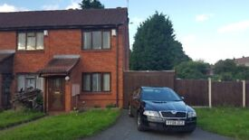 HOUSE TO LET - 2 BEDROOM - TIPTON