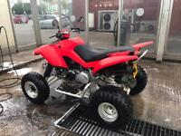 Apache Rlx 320cc Road legal quad 2012