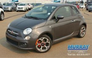 2016 Fiat 500 Sport | TouchScreen | Bluetooth | Cruise