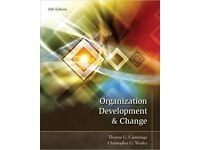 Organization Development &a Change 10th Edition textbook