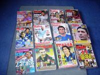 Football Italia magazines