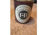 Farrow and Ball small pot