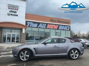 2004 Mazda RX-8   ACCIDENT FREE, ROTARY ENGINE, LEATHER