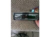 Jvc car stereo no cd player