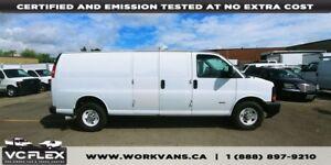 2011 Chevrolet Express G3500 Ext 6.6L Duramax Diesel