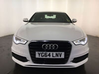 2014 64 AUDI A6 S LINE TDI ULTRA AUTOMATIC 1 OWNER SERVICE HISTORY FINANCE PX