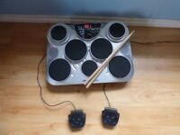 Acoustic Solutions DD305 Seven Pad Electronic Drum Kit